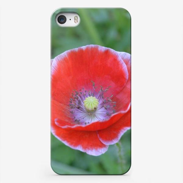 Чехол iPhone «МакроМак»