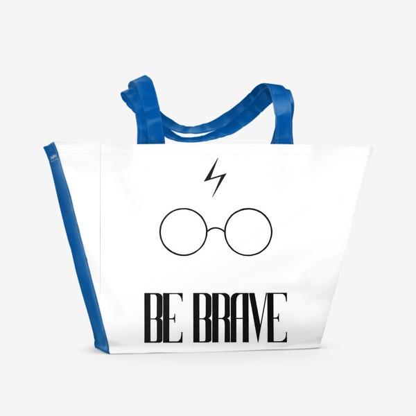 Пляжная сумка «Гарри Поттер»