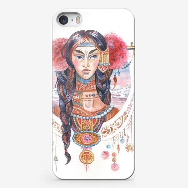 Чехол iPhone «Северный остров»