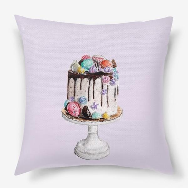 Подушка «Десерт»