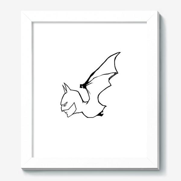 Картина «Бетмен»