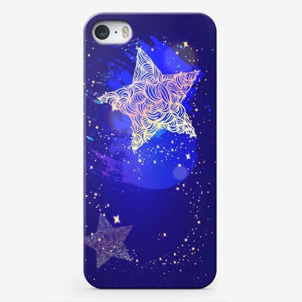 Чехол iPhone «Падающая звезда»