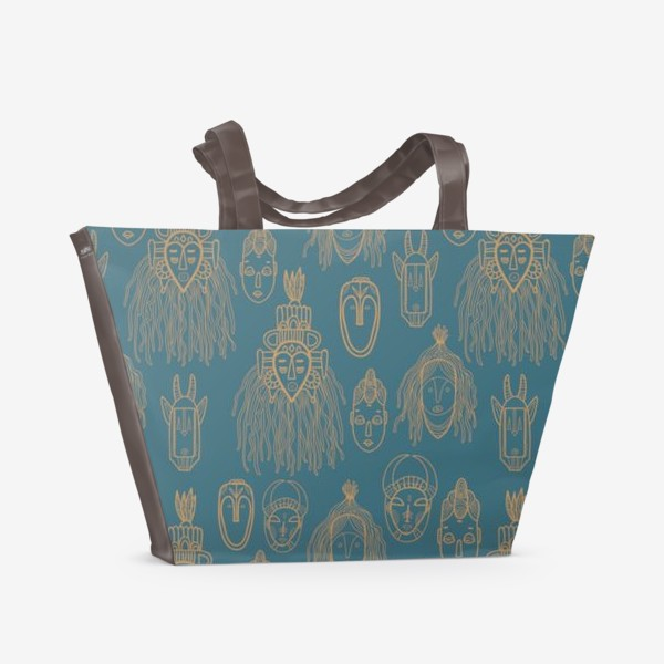 Пляжная сумка «Mystic Africa»