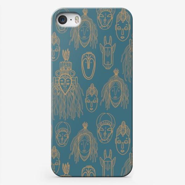 Чехол iPhone «Mystic Africa»