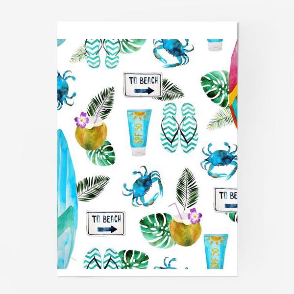 Постер «Серфинг»
