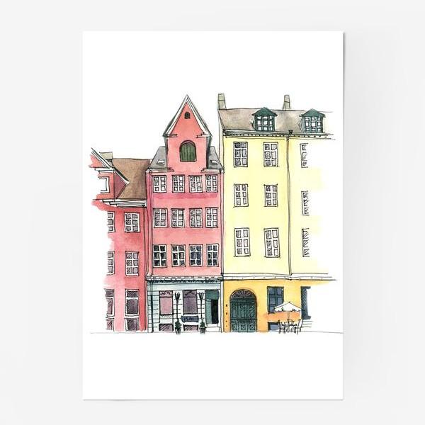 Постер «Copenhagen »