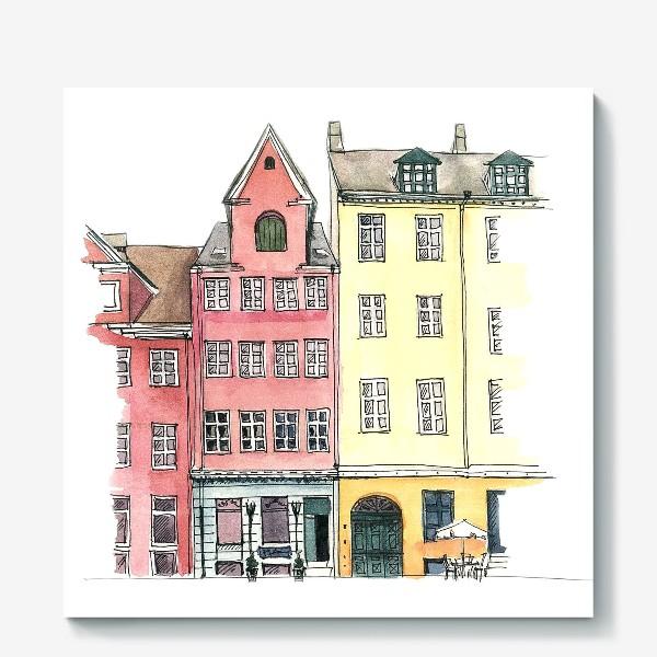 Холст «Copenhagen »