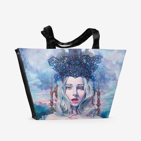 Пляжная сумка «Королева»