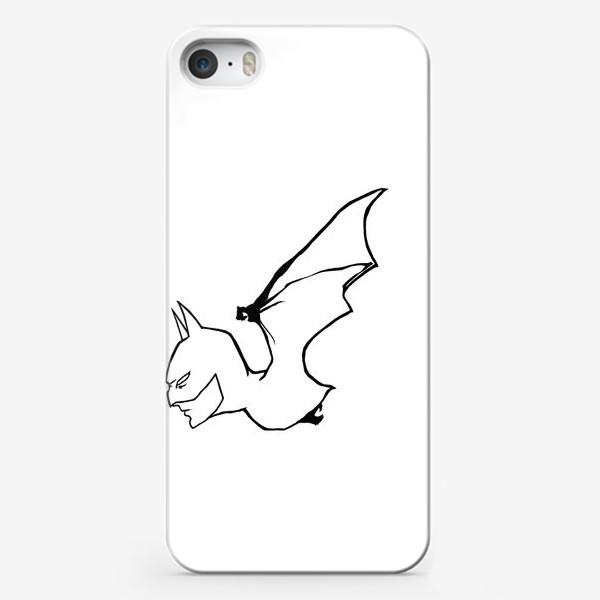 Чехол iPhone «Бетмен»
