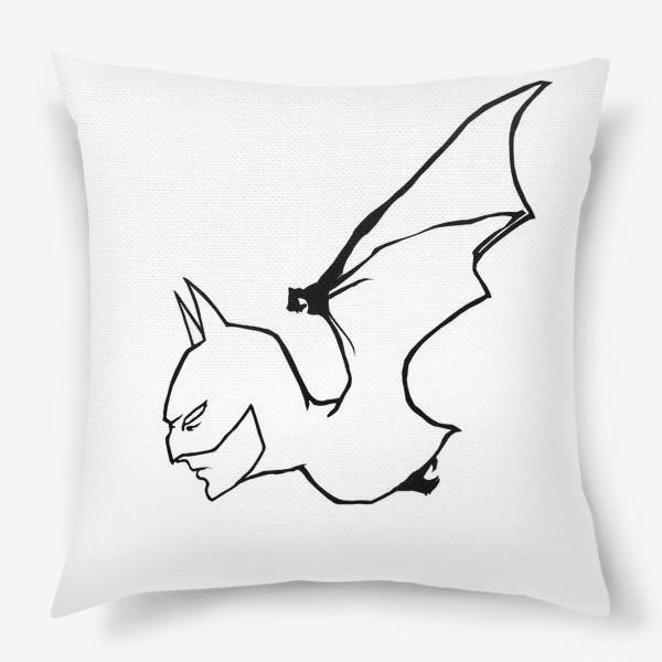 Подушка «Бетмен»