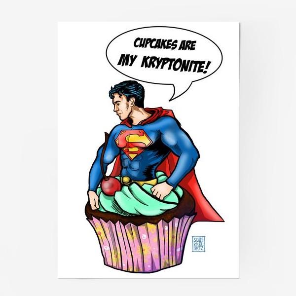 Постер «Супермен»