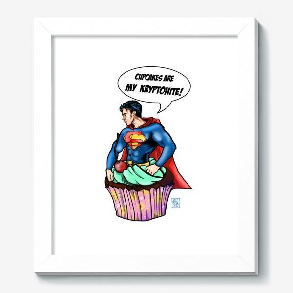 Картина «Супермен»