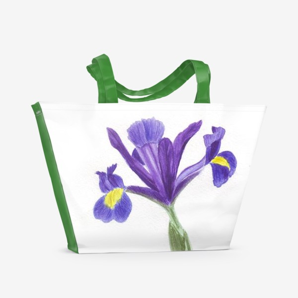 Пляжная сумка «Ирис»