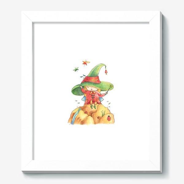 Картина «Wizard»