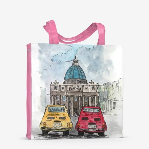 Сумка-шоппер «Италия»
