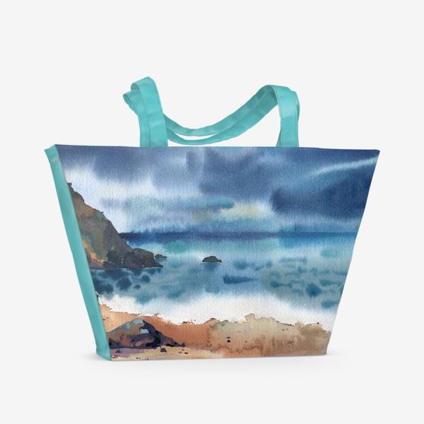 Пляжная сумка «Сияние»
