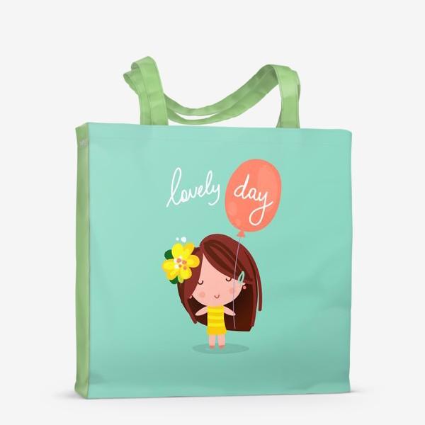 Сумка-шоппер «Lovely Day.»