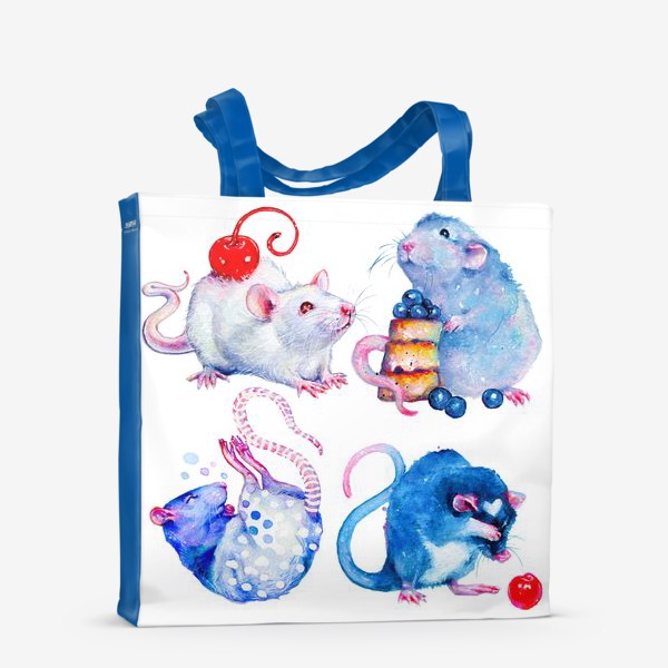 Сумка-шоппер «Сладкие Крысы»