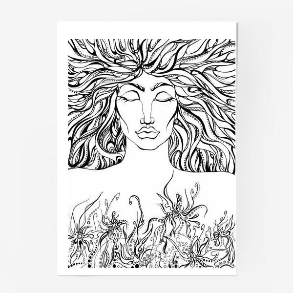 Постер «Тишина»