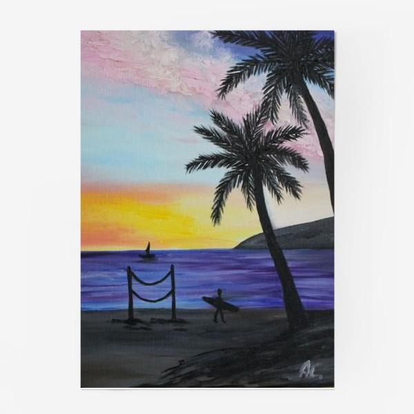 Постер «Гавайи»