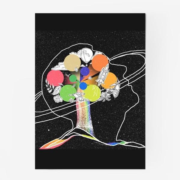 Постер «Explosion of Dreams»