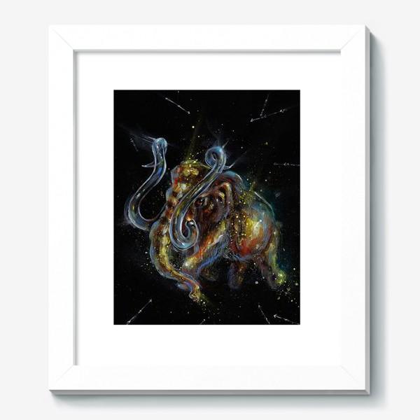 Картина «Hunting for a Golden Mammoth - Охота на Золотого Мамонта»