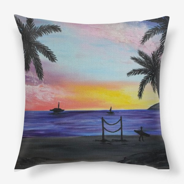 Подушка «Гавайи»