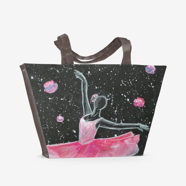 Пляжная сумка «Балерина»