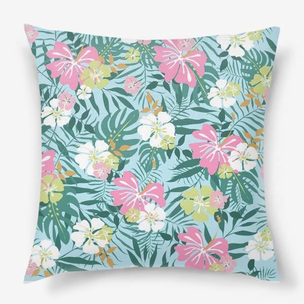Подушка «Гаваи»