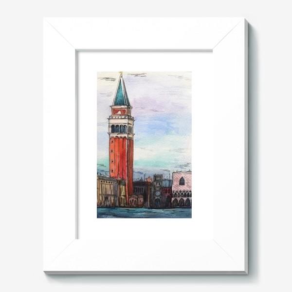 Картина «Венеция/Кампанила Сан-Марко»