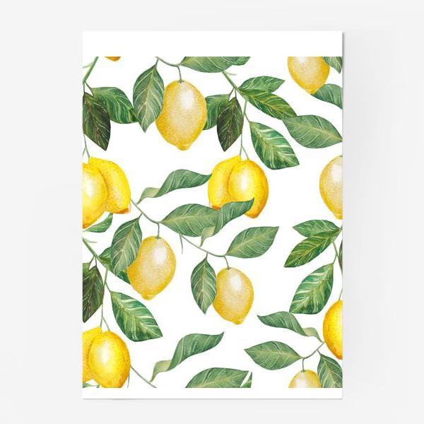 Постер «Лимонад»