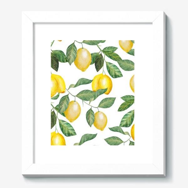 Картина «Лимонад»