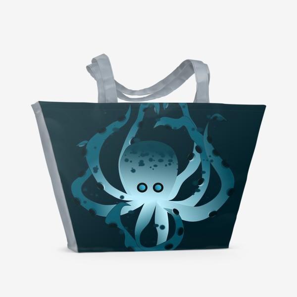 Пляжная сумка «Осьминог»
