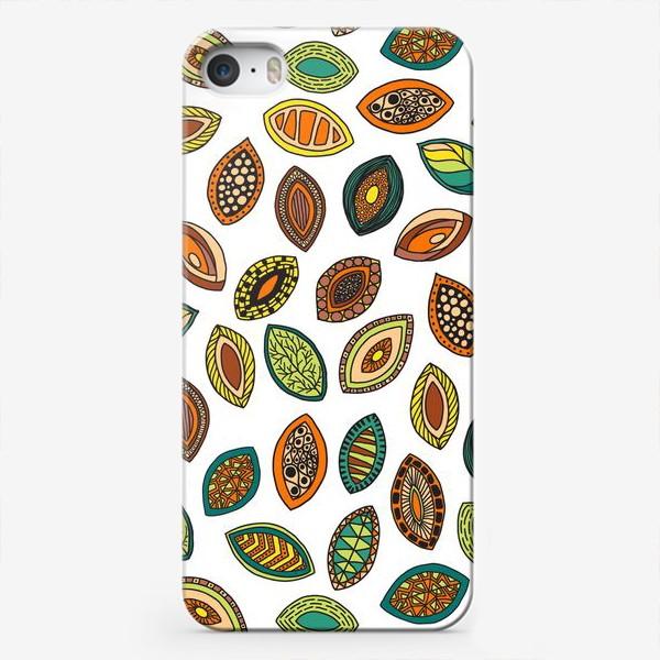Чехол iPhone «Presente da terra»