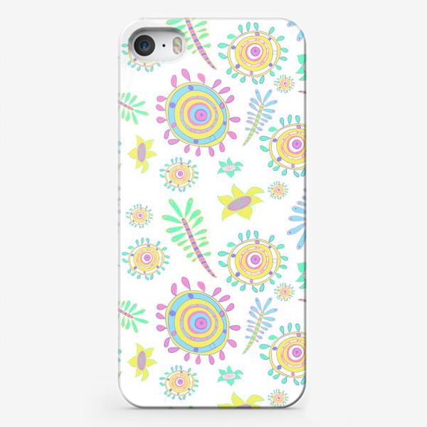 Чехол iPhone «Радость»