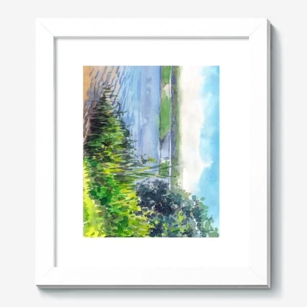 Картина «У озера»
