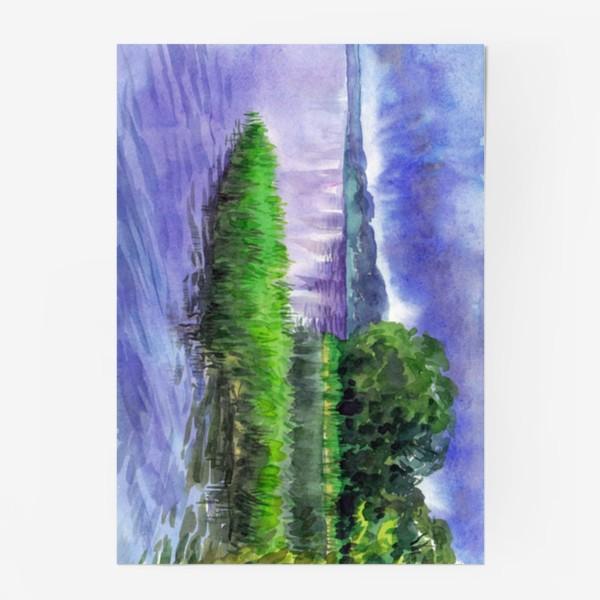 Постер «Перед грозой»