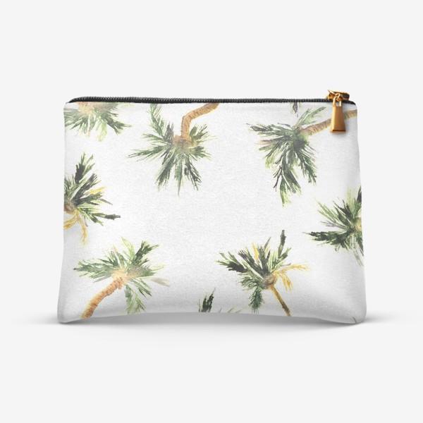Косметичка «Под кокосовыми пальмами»
