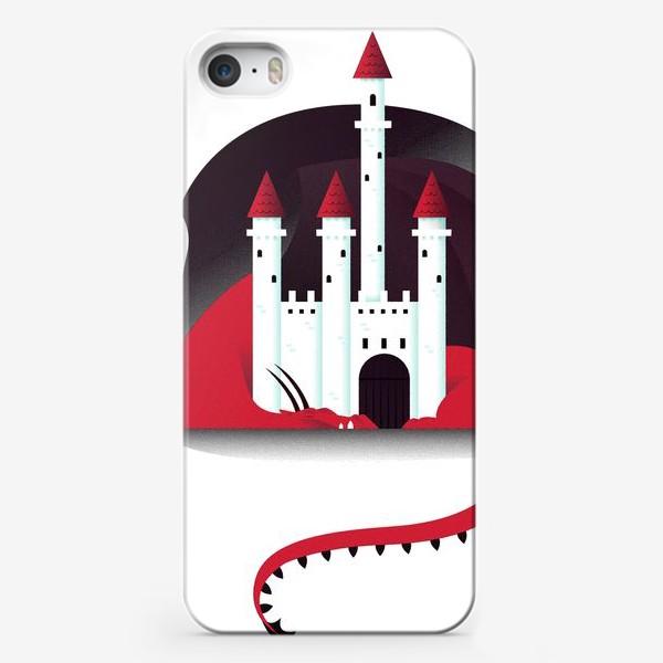 Чехол iPhone «Спящий дракон»