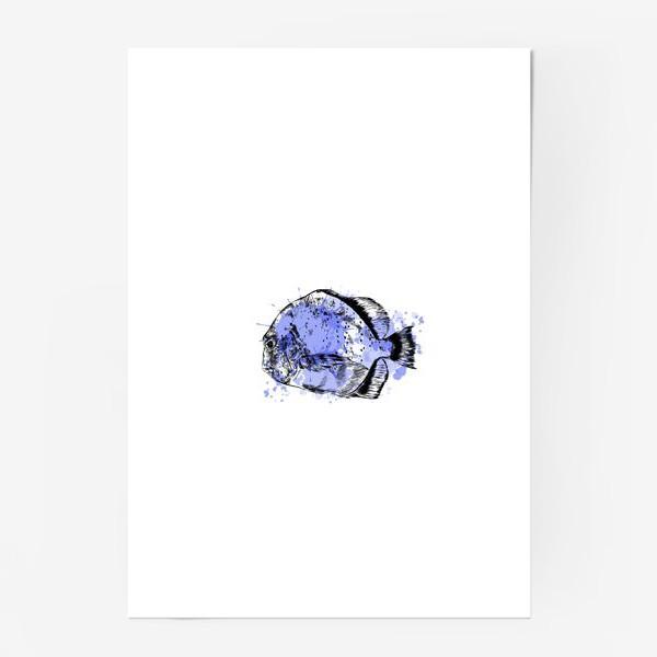 Постер «Рыбеха.»