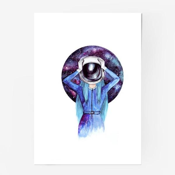 Постер «Космодевочка»