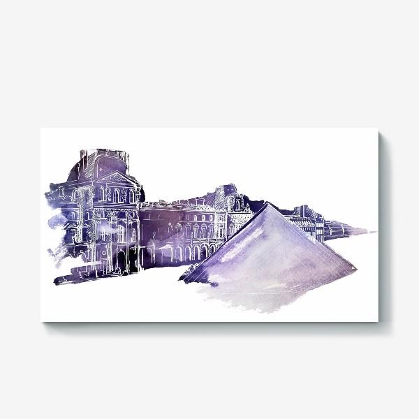 Холст «Paris»