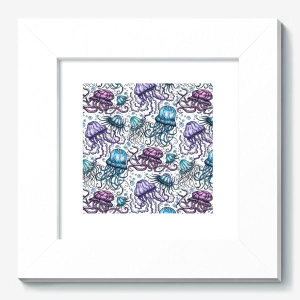 Картина «Веселые Медузы»