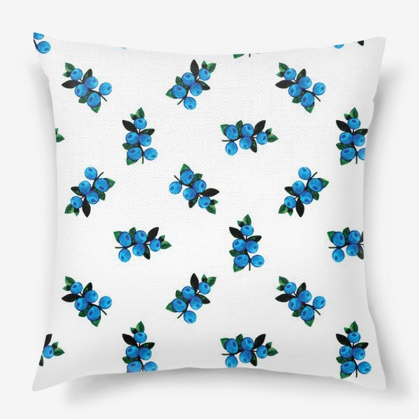 Подушка «Голубика»