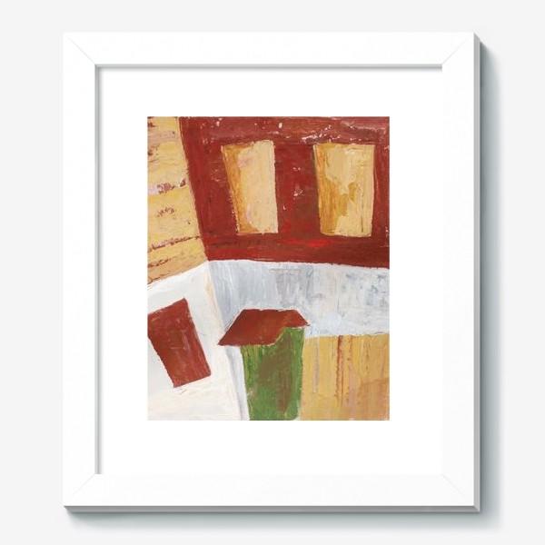 Картина «Дом 2»