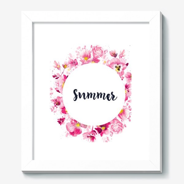 Картина «Summer print»