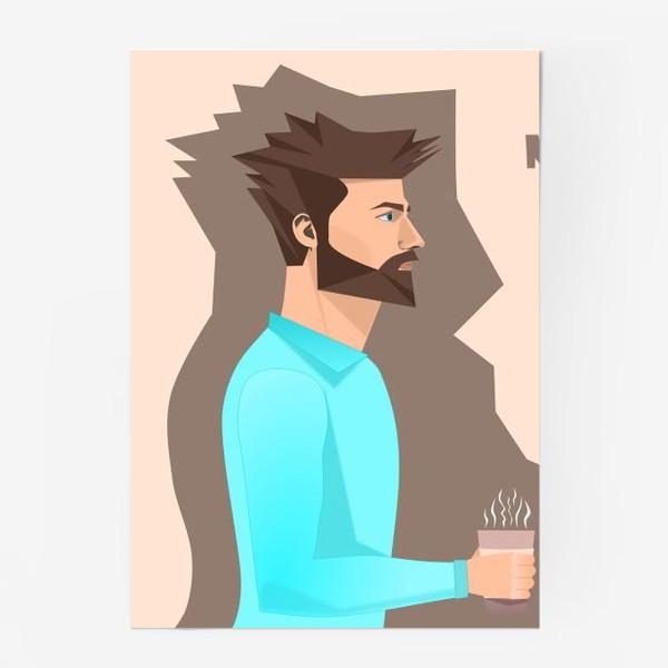 Постер «Кофеман»