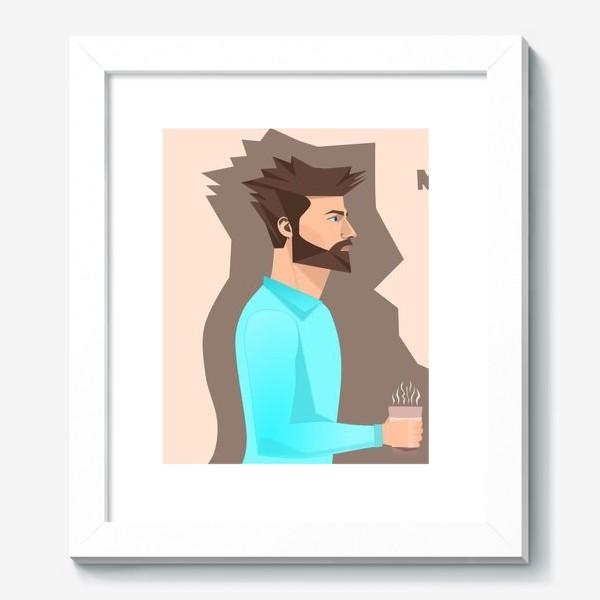 Картина «Кофеман»