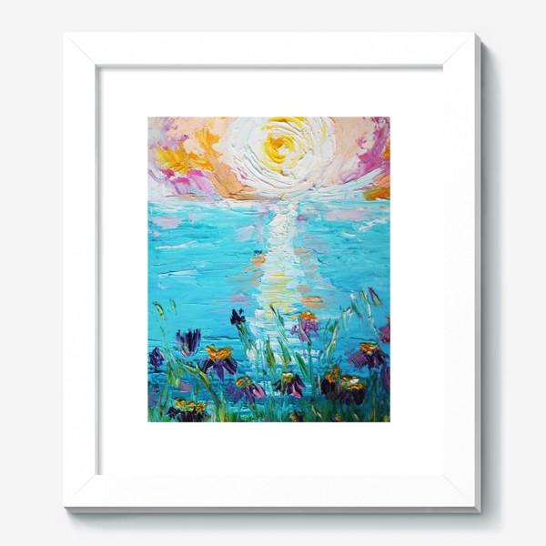 Картина «Мое в цветах»