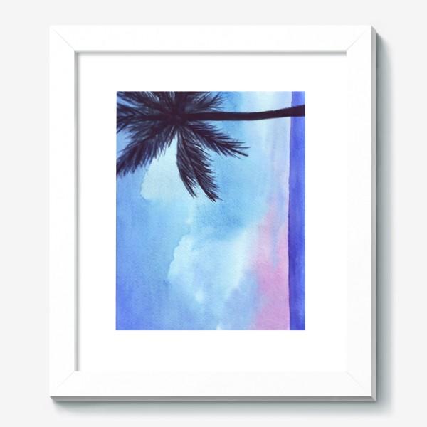 Картина «мечты о море»